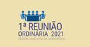 Resumo da 1.ª reunião ordinária de 2021