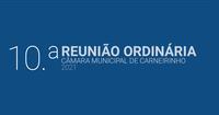 Resumo da 10.ª reunião ordinária de 2021