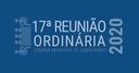 Resumo da 17.ª reunião ordinária de 2020