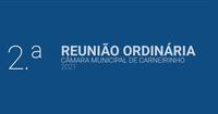 Resumo da 2.ª reunião ordinária de 2021