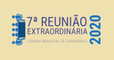 Resumo da 7.ª reunião extraordinária de 2020